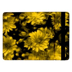 Phenomenal Blossoms Yellow Samsung Galaxy Tab Pro 12 2  Flip Case