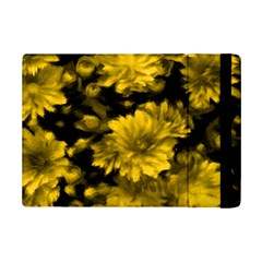 Phenomenal Blossoms Yellow Ipad Mini 2 Flip Cases