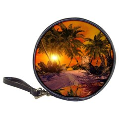Wonderful Sunset In  A Fantasy World Classic 20 Cd Wallets by FantasyWorld7