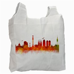 Barcelona 02 Recycle Bag (two Side)
