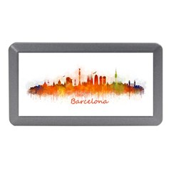 Barcelona City Art Memory Card Reader (mini) by hqphoto