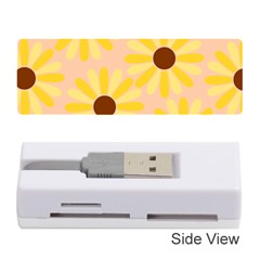 Sunflowers Everywhere Memory Card Reader (stick)  by CraftyLittleNodes