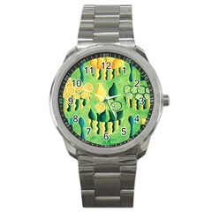 Lemons And Limes Sport Metal Watches by julienicholls