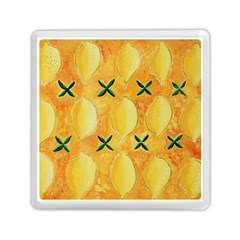 Lemons Memory Card Reader (Square)  by julienicholls