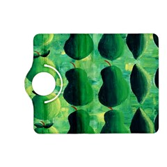 Apples Pears And Limes  Kindle Fire Hd (2013) Flip 360 Case by julienicholls