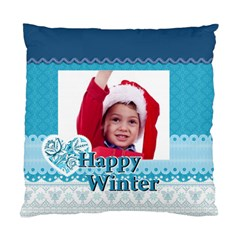 Xmas By Joy   Standard Cushion Case (two Sides)   P7xkojpo2twn   Www Artscow Com Front