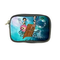 Music, Pan Flute With Fairy Coin Purse by FantasyWorld7