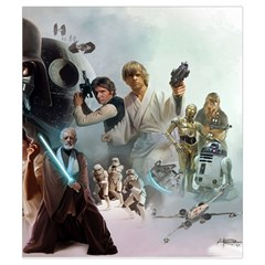Brave Rebels   Bag By Adam Thyssen   Drawstring Pouch (small)   90quehiolqzz   Www Artscow Com Back