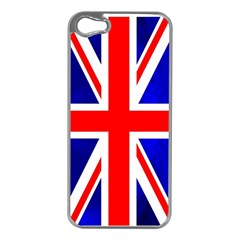 Brit1a Apple Iphone 5 Case (silver) by ItsBritish