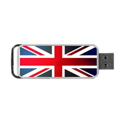 Brit2 Portable USB Flash (Two Sides) by ItsBritish