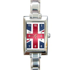 Brit3 Rectangle Italian Charm Watches by ItsBritish
