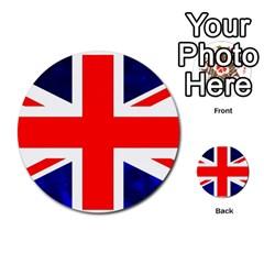 Brit4 Multi Purpose Cards (round)