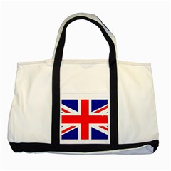 Brit5 Two Tone Tote Bag  by ItsBritish