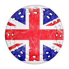Brit6 Ornament (round Filigree)  by ItsBritish