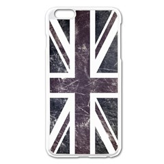 Brit7a Apple iPhone 6 Plus/6S Plus Enamel White Case by ItsBritish