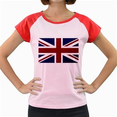Brit8 Women s Cap Sleeve T-Shirt by ItsBritish