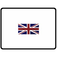 Brit8 Double Sided Fleece Blanket (Large)  by ItsBritish