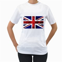 Brit9 Women s T Shirt (white) (two Sided) by ItsBritish
