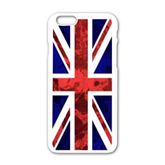 Brit9a Apple Iphone 6/6s White Enamel Case by ItsBritish