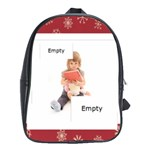 xmas - School Bag (Large)