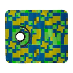 Shapes In Shapes Samsung Galaxy S  Iii Flip 360 Case by LalyLauraFLM