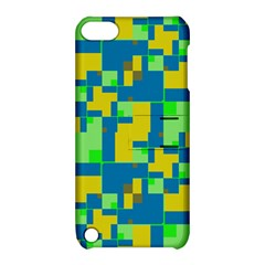 Shapes In Shapes Apple Ipod Touch 5 Hardshell Case With Stand by LalyLauraFLM