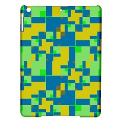 Shapes In Shapes Apple Ipad Air Hardshell Case by LalyLauraFLM