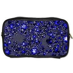 Sci Fi Fantasy Cosmos Blue Toiletries Bags 2 Side