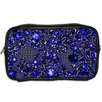 Sci Fi Fantasy Cosmos Blue Toiletries Bags 2-Side Back