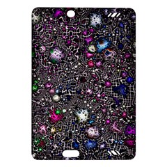 Sci Fi Fantasy Cosmos Pink Kindle Fire Hd (2013) Hardshell Case by ImpressiveMoments