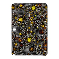 Sci Fi Fantasy Cosmos Yellow Samsung Galaxy Tab Pro 12.2 Hardshell Case by ImpressiveMoments