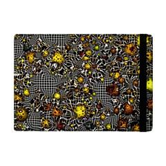 Sci Fi Fantasy Cosmos Yellow Ipad Mini 2 Flip Cases by ImpressiveMoments