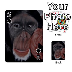 The Thinker Playing Cards 54 Designs