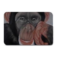 The Thinker Plate Mats by timelessartoncanvas