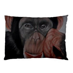 The Thinker Pillow Cases by timelessartoncanvas