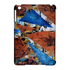 Triangles Apple Ipad Mini Hardshell Case (compatible With Smart Cover) by timelessartoncanvas