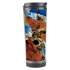 Triangles Travel Tumblers by timelessartoncanvas