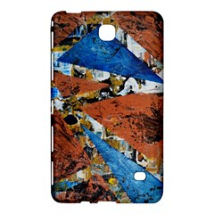 Triangles Samsung Galaxy Tab 4 (8 ) Hardshell Case  by timelessartoncanvas