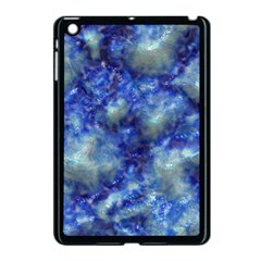 Alien Dna Blue Apple Ipad Mini Case (black) by ImpressiveMoments