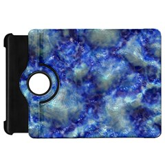 Alien Dna Blue Kindle Fire Hd Flip 360 Case by ImpressiveMoments