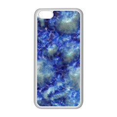 Alien Dna Blue Apple Iphone 5c Seamless Case (white) by ImpressiveMoments