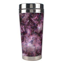 Alien Dna Purple Stainless Steel Travel Tumblers by ImpressiveMoments