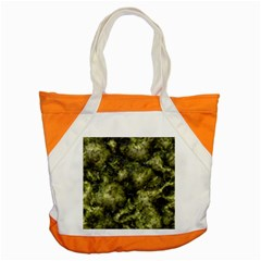 Alien Dna Green Accent Tote Bag  by ImpressiveMoments