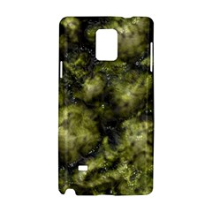 Alien Dna Green Samsung Galaxy Note 4 Hardshell Case by ImpressiveMoments