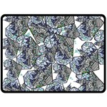 DIAMOND - Fleece Blanket (Large)