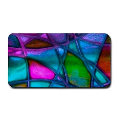 Imposant Abstract Teal Medium Bar Mats by ImpressiveMoments