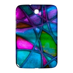 Imposant Abstract Teal Samsung Galaxy Note 8 0 N5100 Hardshell Case  by ImpressiveMoments