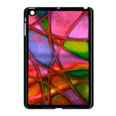 Imposant Abstract Red Apple iPad Mini Case (Black) by ImpressiveMoments