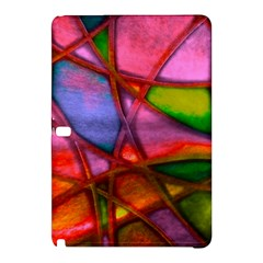 Imposant Abstract Red Samsung Galaxy Tab Pro 10.1 Hardshell Case by ImpressiveMoments