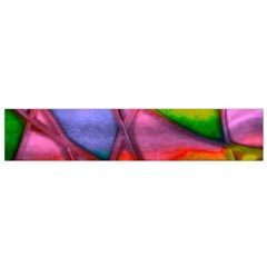 Imposant Abstract Red Flano Scarf (small)  by ImpressiveMoments